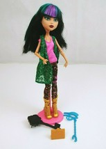 Monster High CLEO DE NILE Doll With Accessories. Without Stand - $19.24
