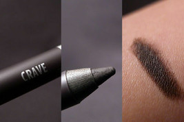 New Urban Decay 24/7 GLIDE-ON Waterproof Eye Pencil Crave Dark Brown 0.04 Oz Box - $18.93