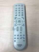 TOSHIBA Remote Control CT-90158 Tested And Cleaned                        H5