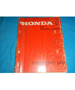1964 64 1965 65 1966 66 HONDA CT200 CT 200 90 PARTS MANUAL BOOK CATALOG - $156.85