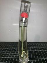 FLOWER by Kenzo Eau De Toilette Spray 1.7 oz/50 ml Women 97% FULL - $26.17