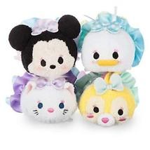 Disney Minnie Mouse and Friends Dressy ''Tsum Tsum'' Plush Set - Mini - ... - $43.55