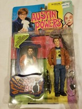 Vintage 90s 1999 Scott Evil Austin Powers Action Figure Series 2 Mcfarla... - $26.46