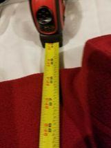 Under Armour Red Fleece Jacket Half Zip Long Sleeve Mens Size XL Extra Large UA  image 9