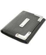 LOUIS VUITTON Card Holder Epi Leather Noir Card Case France Authentic 52... - $387.00