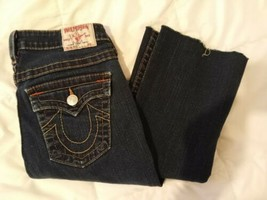 True Religion Women's  Jeans Becky Bootcut Dark Wash Denim Women's size... - $19.25