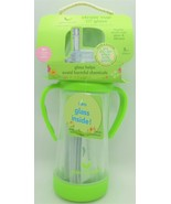 green sprouts Straw Cup Made From Glass, Green, 8 Ounce 9+ months - $19.80