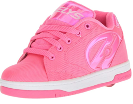 Heelys Propel Ballistic Size 2 M (Y) Big Kid Girl's Wheeled Skate Roller Shoes