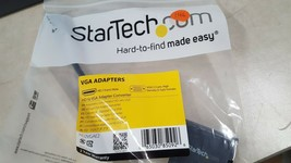 StarTech HD to VGA Adapter Converter HD 19 Pin Male VGA 15 Pin High Density - $17.09