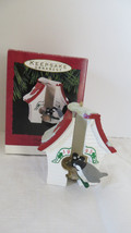 Christmas Hallmark Keepsake 1993 Peep Inside Ornament - $9.49
