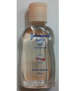 Johnson's Baby Oil  50 ML  Baby Oil  Baby Care  Johnson & Johnson - $5.62
