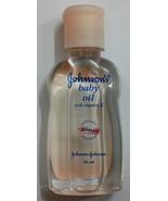Johnson's Baby Oil  50 ML  Baby Oil  Baby Care  Johnson & Johnson - $6.04
