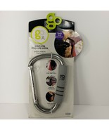Stroller Hook Carabiner by Goldbug for Strollers and Shopping Carts, Hea... - $9.74