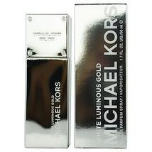 Michael Kors White Luminous Gold By Michael Kors Eau De Parfum Spray 1.7 Oz (Gol - $39.00