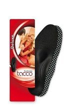 Tacco 794 Deluxe Black Full Orthotic Total Support Women's RelaxFlex Leather Ins - $17.23