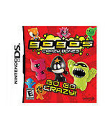 Nintendo DS GOGOS CRAZY BONES Brand New Sealed - $8.19