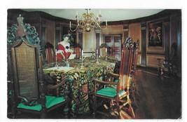 Williamsburg VA Council Chamber at Capitol Vintage Walter Miller 1955 Po... - $2.99