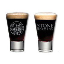 Stone Brewing Taster Glass Clear - $14.98