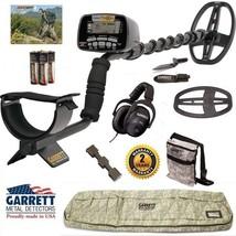 Garrett AT Gold Nugget Metal Detector with Camo Detector Bag, Headphones... - $14.560,54 MXN