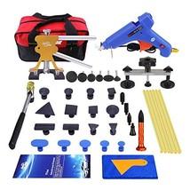 Super PDR 40Pcs New Dent Remover Removal Tools Kit Car Auto Body Hail Da... - $61.51