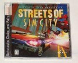 Streets of Sim City [CD] Windows 95 - $17.31