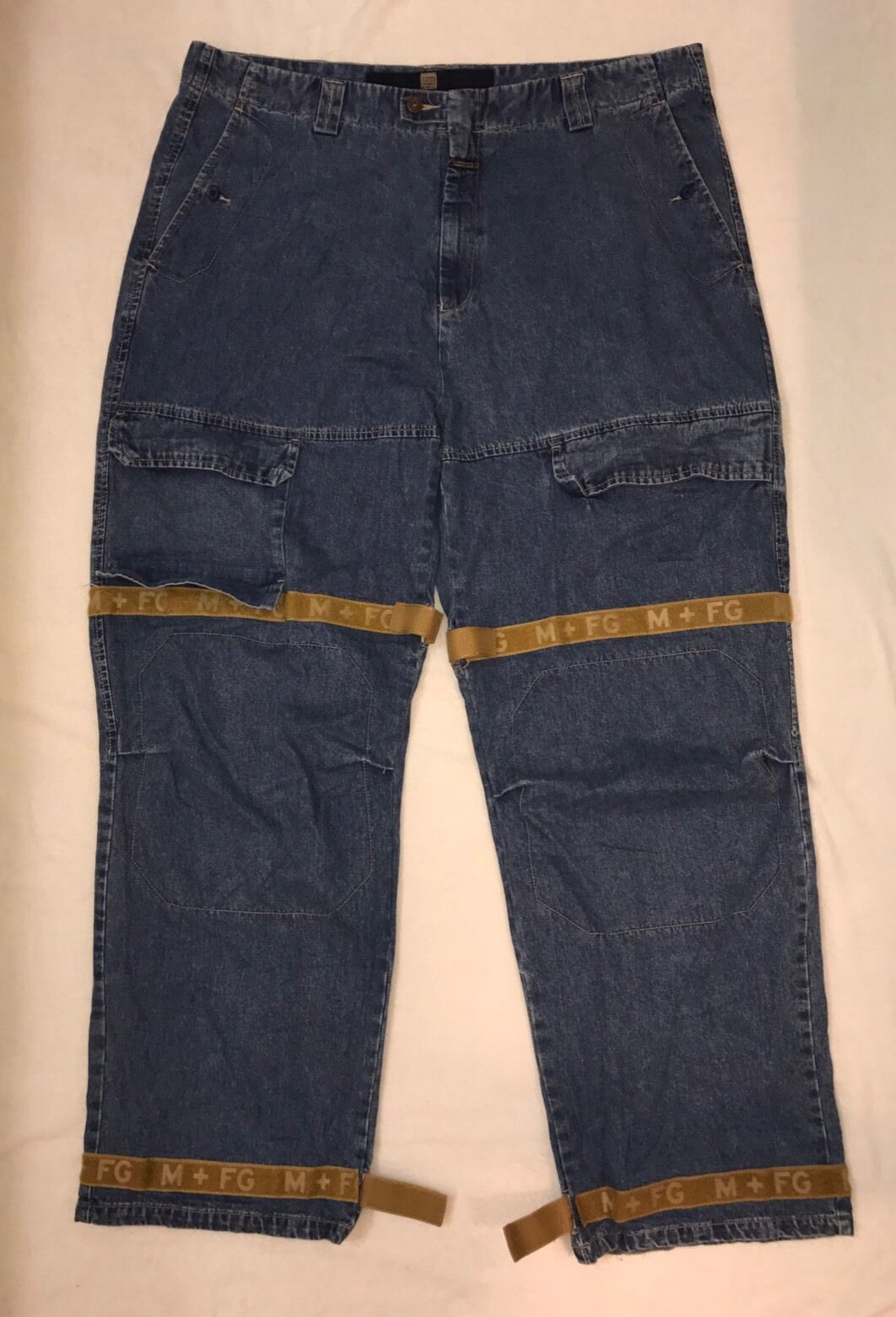 1ad62949 Marithe Francois Girbaud men 44 M /48 Jeans and 50 similar items. S l1600