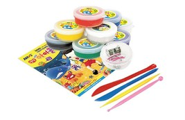 Amos iClay Play Pack Volume 2 Dough Modeling Compound Elastic Clay Toy Playset image 2