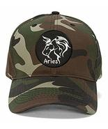 Astrology Sign Hats Aries Hat - Style Color Options - Zodiac Sign Cap (C... - $17.05