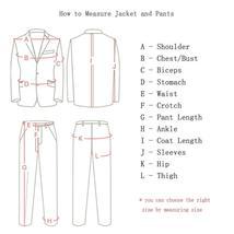 Women's High Fashion Custom Work to Wear Blazer Jacket Pant Suit image 5