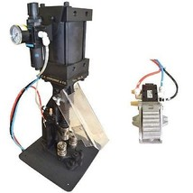 C.S Osborne & Co. No. W-4 - Pneumatic Button Press Machine  (75006) - $4,692.76