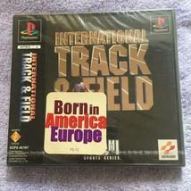 Ps International Track Field Playstation - $590.51
