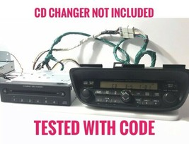 """HO375"" 2005-2010 Honda Odyssey Radio Reciever 39100-SHJ-A800 TESTED - $68.21"