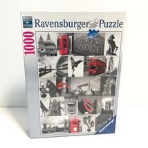 New Ravensburger London Puzzle No 191444 1000 pc 2013 Big Ben Bus Phone ... - $34.95