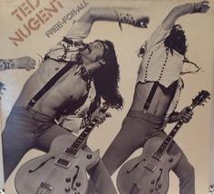 Ted Nugent Free For All 1976 Original Vinyl LP Record Album Epic PE34121 - £11.88 GBP