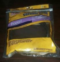 DURABELT VACUUM BELTS 2 PACK HOOVER WINDTUNNEL Style 160 - $5.94