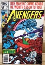 AVENGERS #199 (1980) Marvel Comics VG/VG+ - $9.89