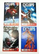 Cyclops 1 2 3 4 First Print 1-4 July 2014 Marvel Comics Book Run Lot Set... - $24.09
