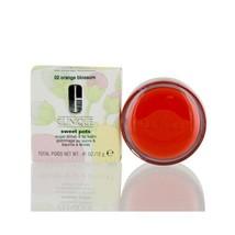 CLINIQUE SWEET POTS SUGAR SCRUB & LIP BALM 02 ORANGE BLOSSOM 0.41 OZ - $34.49