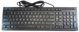 Genuine Lenovo KB4721 USB Wired Replacement PC Computer Desktop Black Ke... - €14,90 EUR