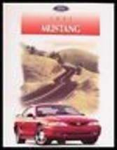 1997 Ford Mustang Color Brochure, GT, Convertible, MINT - $11.31