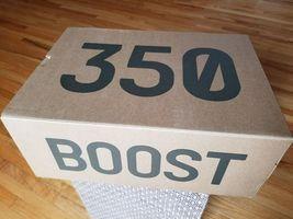 Adidas Yeezy Boost 350 V2 Blau Getönt Grau Rot B37571 Vorrat Neu Box Größe 9.5 image 11