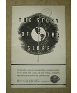 The Story of the Globe Replogle Globes Booklet - $13.26