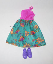 New Tall Fashionistas 59 Barbie Doll Outfit for Gift Play or OOAK - $4.99