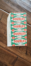 1951 Topps Baseball Card doubles Red .1 Cent Wax Pack Cover First Edition - $11.99