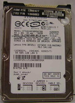"NEW HTS424030M9AT00 Hitachi 30GB 2.5"" 9.5MM IDE 44PIN Hard Drive Free USA Ship"