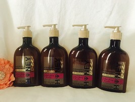 4 Bath Body Works Salted Honey & Vanilla Nourishing  Hand Soap Hand Wash - $24.70