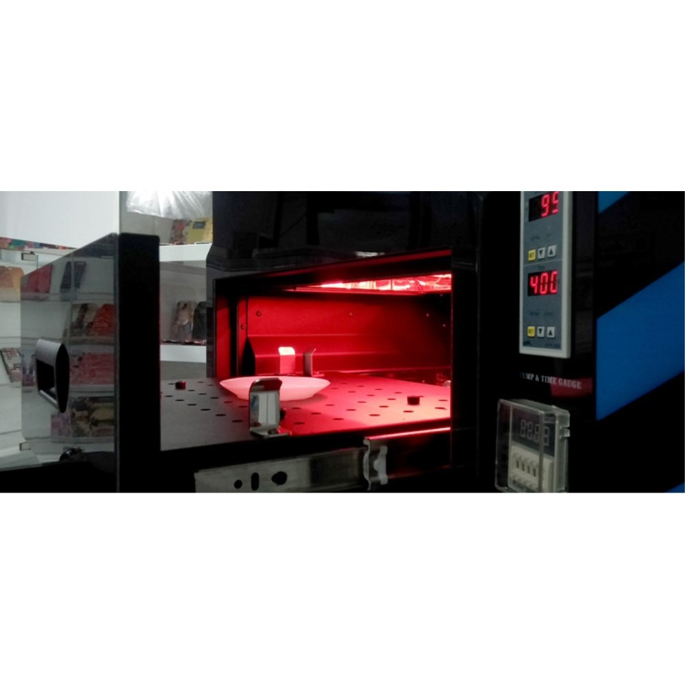 3D Vacuum Sublimation Heat Transfer Printing Machine A4 for Cellphone Case - EU