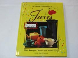 Collector's Enciclopedia Di Fiesta Da Bob Huxford 1991 Copertina Rigida - $13.35