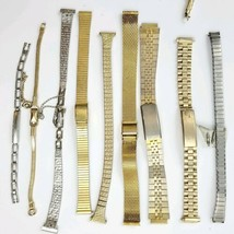 Vintage Womens Wristwatch Watch Band Lot Keisler Sturdymade Lenox Spiede... - $54.45