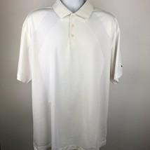 Nike Golf Men's Polo Size XL White VB6 - $7.91